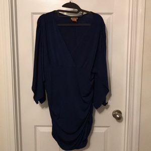 Navy blue dress/tunic